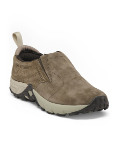 Lightweight Suede Comfort Shoes