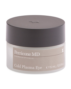 Cold Plasma Eye Gel