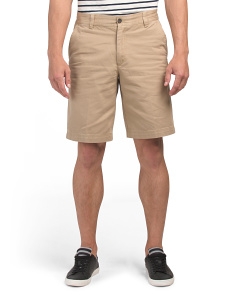 Saltwater Stretch Twill Chino Shorts