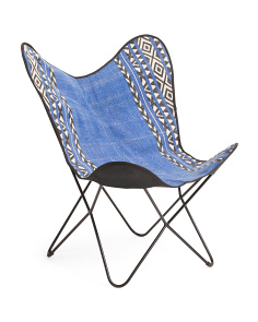 Made In India Aztec Butterfly Chair