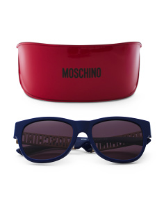 Made In Italy Luxury Sunglasses With Case