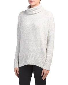 Juniors Turtleneck Tunic