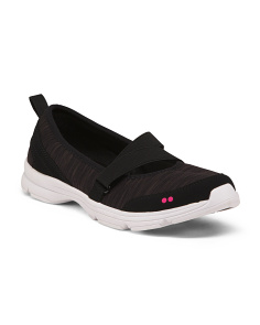 Slip On Comfort Walking Sneakers