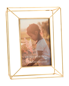4x6 Metal Floating Geo Frame