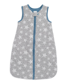 Baby Boys Quilted Star Sleep Sack