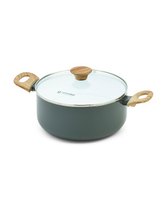 4.8qt Scandi Cast Casserole Pan