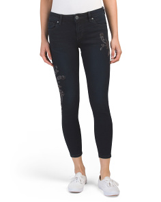 Petite Donna Ankle Jeans