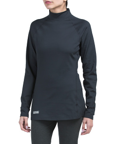 Coldgear Mock Neck Top