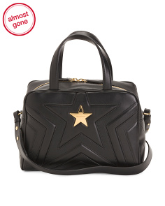 Made In Italy Star Alter Shoulder Bag