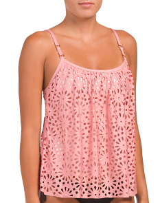 Aphrodite Soft Cup Sway Tankini Top