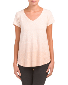 Ombre Tile Tee