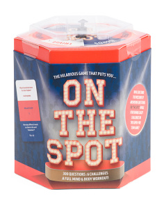 On The Spot Game