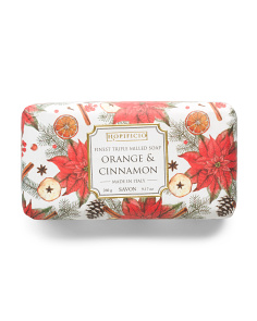 9.17oz Orange & Cinnamon Soap Bar
