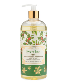 Frozen Pine Liquid Hand Soap