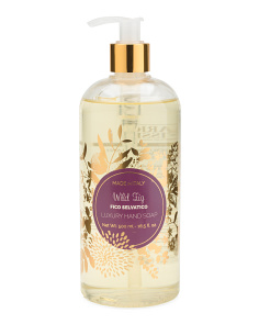 16.5oz Wild Fig Liquid Soap