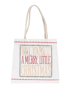 2pk A Merry Little Christmas Gift Bags