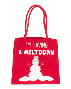 2pk I'm Having A Meltdown Gift Bags