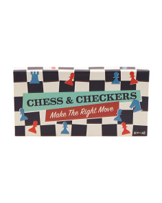 Retro Chess & Checkers