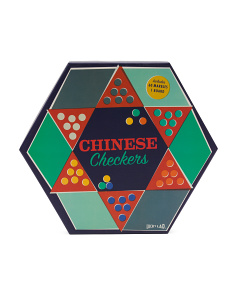 Retro Chinese Checkers