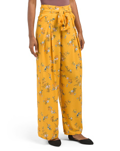 Juniors Australian Designed Printed Pants