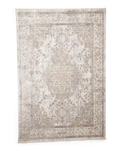 Made In Turkey 5x7 Transitional Look Area Rug