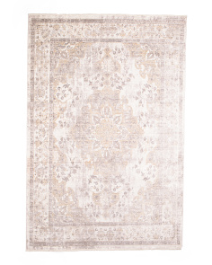 Made In Turkey 5x7 Vintage Medallion Area Rug