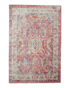 Made In Turkey 5x7 Medallion Area Rug
