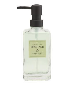 13oz Autumn In The Orchard Hand Soap