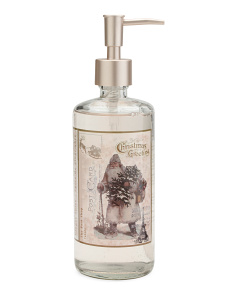 Old Fashion Santa Hand Wash