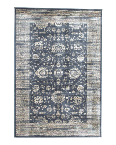 Made In Turkey 5x7 Vintage Look Area Rug