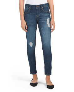 Edi Destructed Starburst Jeans