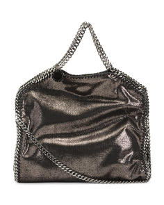 Made In Italy Falabella Chamois Tote