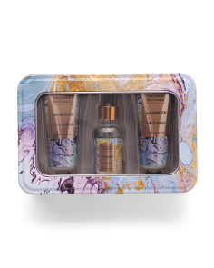 Australian Designed 3pc Lavender Treatment Set