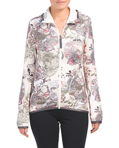 Printed Storm Mid Layer Jacket