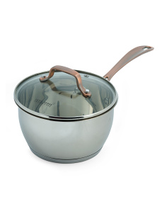 Stainless Steel 1.6qt Regency Sauce Pan