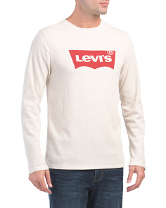 Covington Thermal Graphic Long Sleeve Top