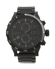 Men's Double Down Sleek Bracelet Watch