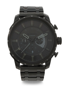Men's Stronghold Edgy Bracelet Watch