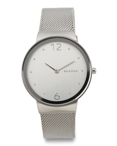 Women's Freja Mesh Strap Watch