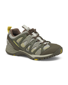 Waterproof All Day Comfort Leather Hiking Shoes