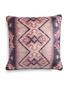 20x20 Nadya Soft Chenille Pillow