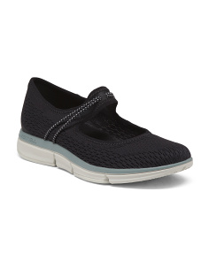Comfort Mary Jane Slip On Sneakers