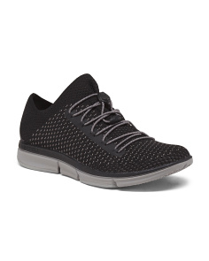 Lightweight Knit Comfort Sneakers