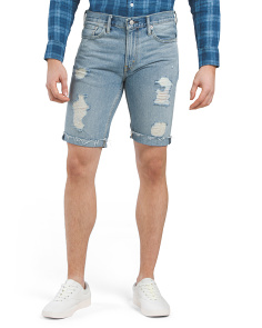 511 Hole In The Sky Slim Cutoff Shorts
