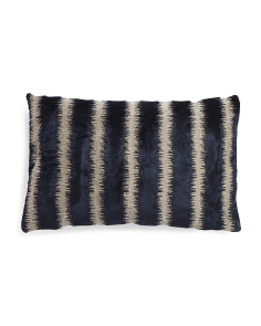 Made In Great Britain 16x24 Stripe Pillow