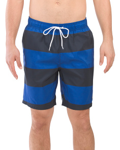 Rugby Stripe Shorts