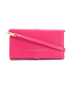 Charging Wallet Crossbody