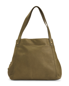 Liberty Leather Shopper Tote