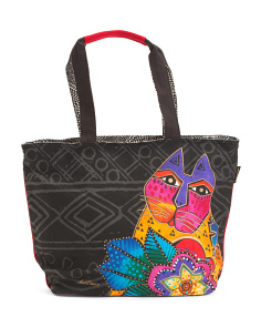 Mara Oversized Cat Tote