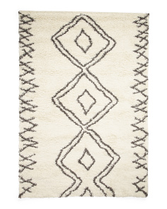 Made In Turkey 5x7 Maya Shag Rug